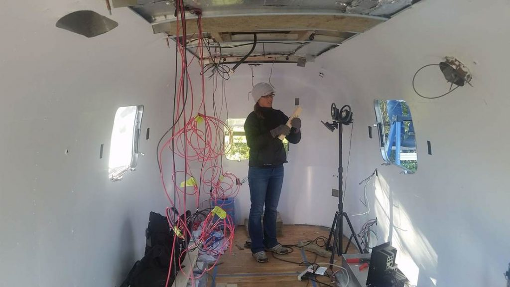 airstream electrical system